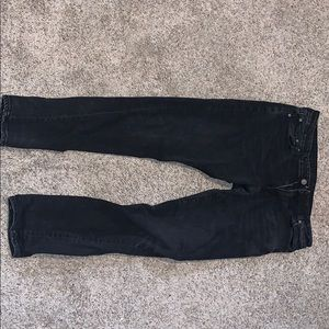 American Eagle Next Level Flex Jeans Black 36x32